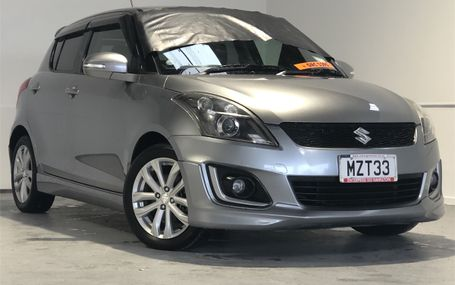 2013 Suzuki Swift