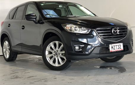 2012 Mazda CX-5 XD AIRBAG X6 Test Drive Form