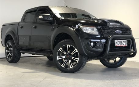 2013 Ford Ranger