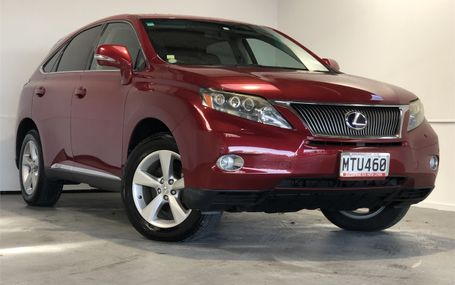 2009 Lexus RX 450h HYBRID FUEL SAVER Test Drive Form