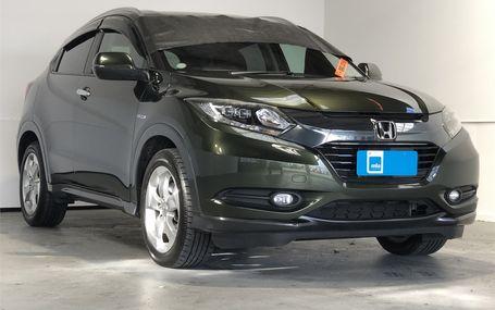 2013 Honda Vezel