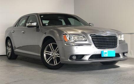 2013 Chrysler 300C LIMITED 60,000 KMS Test Drive Form