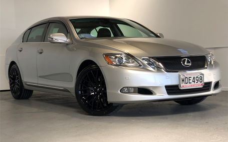 2009 Lexus GS 350 19 RIMS AND TYRES Test Drive Form