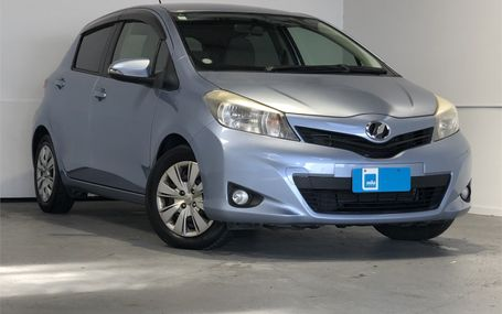 2011 Toyota Vitz U GREAT 1ST CAR Test Drive Form