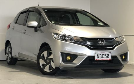 2014 Honda Fit HYBRID L PACKAGE Test Drive Form