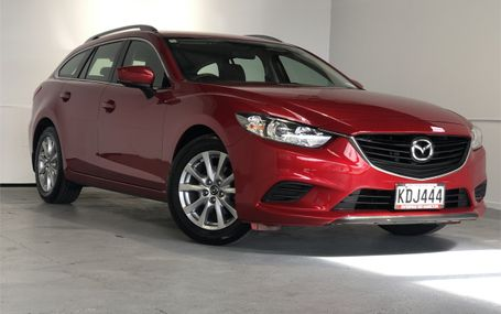 2016 Mazda 6 GLX 2.0 5 STAR SAFETY Test Drive Form