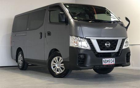 2018 Nissan Caravan