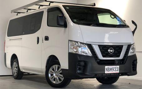 2019 Nissan NV350