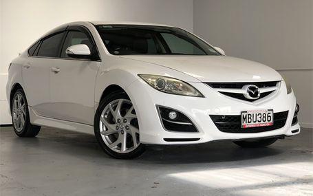 2010 Mazda Atenza