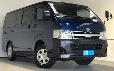 2011 Toyota Hiace DX 4WD 3.0 DIESEL Test Drive Form