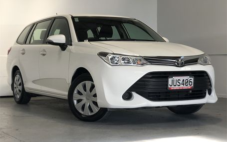 2016 Toyota Corolla GX WGN 50,000 KMS Test Drive Form