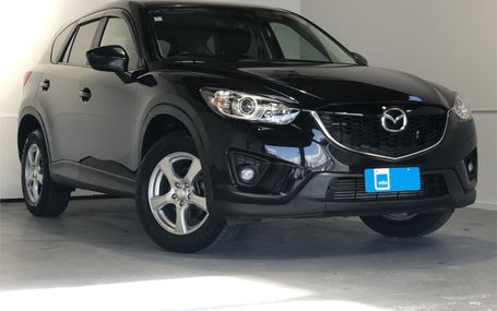 2013 Mazda CX-5 XD 89,000 KMS Test Drive Form