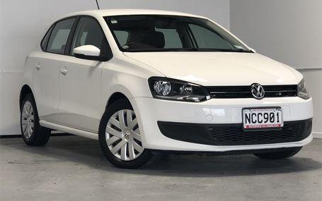 2011 Volkswagen Polo TSI COMFORTLINE Test Drive Form