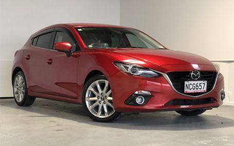 2014 Mazda Axela 20S 72,000 KMS Test Drive Form