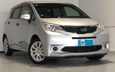 2015 Subaru Trezia