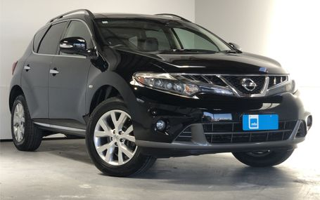 2011 Nissan Murano 250 XV 6 AIRBAGS - SUNROOF Test Drive Form