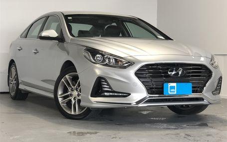 2018 Hyundai Sonata 2.4 48,000 KMS Test Drive Form