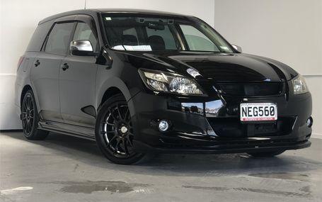 2013 Subaru Exiga