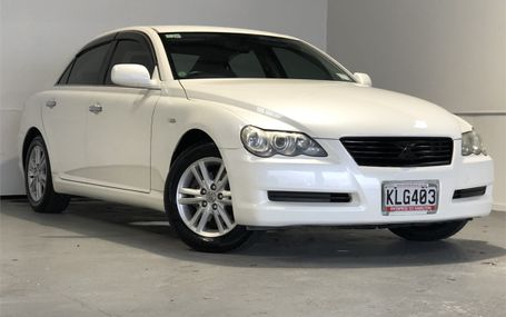 2005 Toyota Mark-X