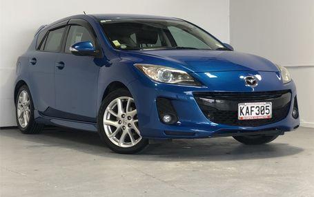 2011 Mazda 3 2.0 SPORT NZ NEW - 79,000 KMS Test Drive Form