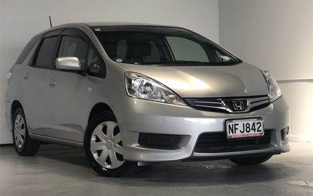 2013 Honda Shuttle FIT 15C LOW COST WAGON Test Drive Form
