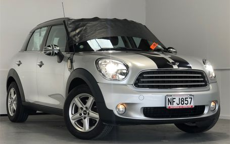 2012 MINI Cooper CROSS 6 SPEED MANUAL Test Drive Form