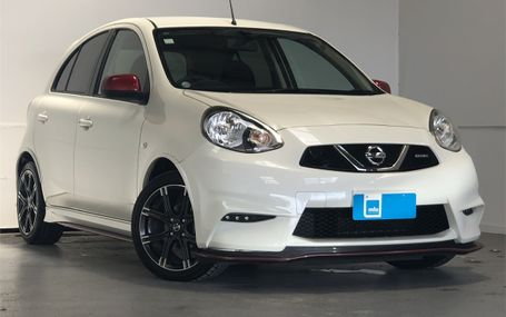 2014 Nissan March