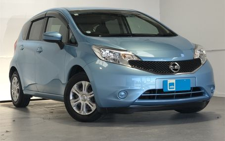 2015 Nissan Note X DIG-S GREAT ON GAS Test Drive Form