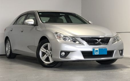 2012 TOYOTA Mark-X