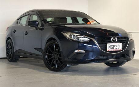 2014 Mazda Axela