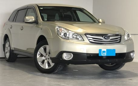2010 Subaru Outback 4WD 8 AIRBAGS Test Drive Form
