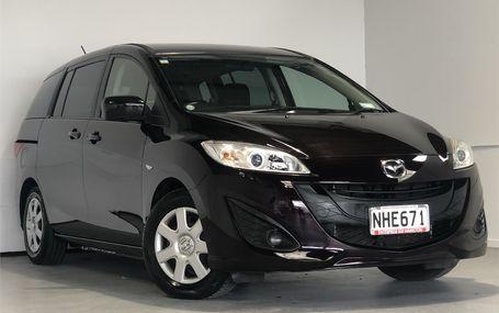 2016 Mazda Premacy