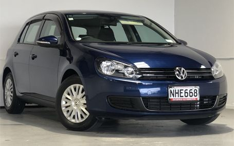 2010 Volkswagen Golf TSI 37,000 KMS Test Drive Form