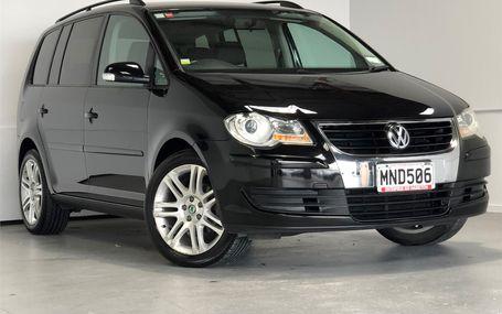 2007 Volkswagen Touran