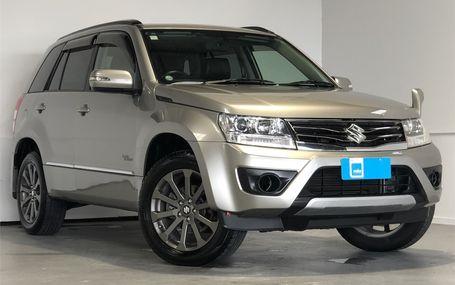 2015 Suzuki Escudo