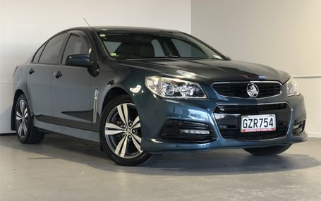 2013 Holden Commodore VF SV6 SDN AT Test Drive Form