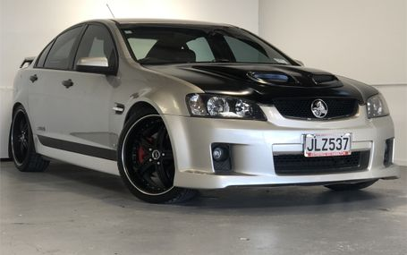 2007 Holden Commodore SS SEDAN AUTO Test Drive Form