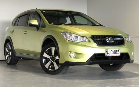 2013 SUBARU XV HYBRID AWD 2.0L I-L EYESIGHT Test Drive Form