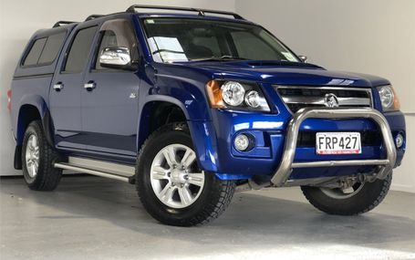 2010 Holden Colorado