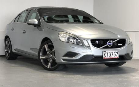2012 VOLVO S60 R LINE TOP SPEC Test Drive Form