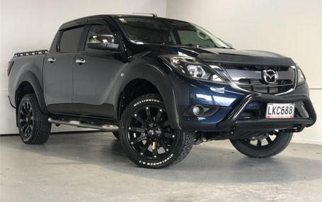 2018 MAZDA BT-50 GSX UTE 85,000 KMS Test Drive Form
