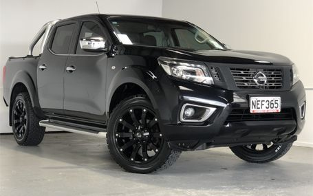 2016 NISSAN Navara ST LOADED WITH EXTRAS Test Drive Form