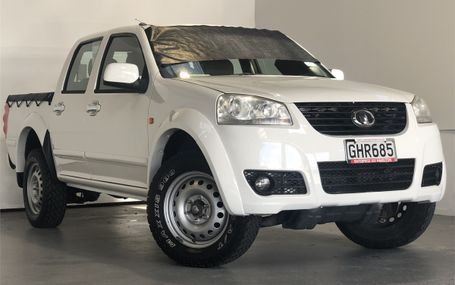 2012 Great Wall V240 2.4L D-CAB 2WD 5M Test Drive Form
