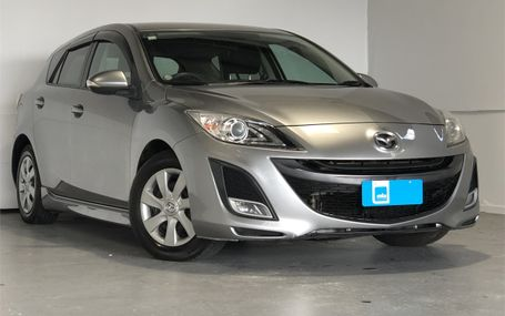 2010 Mazda Axela 20C POPULAR HATCH Test Drive Form