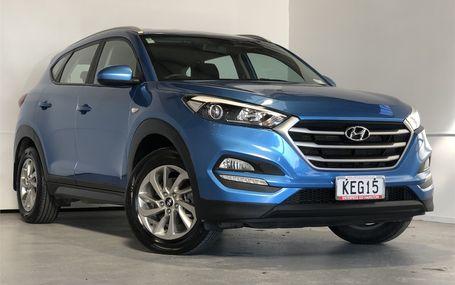 2016 Hyundai Tucson GDI 2.0 NZ NEW SUV Test Drive Form