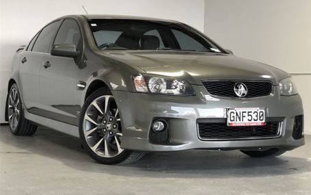 2012 HOLDEN Commodore SV6 Z SERIES Test Drive Form