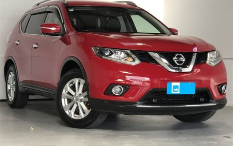 2015 NISSAN X-Trail 7 STR 80,000 KMS Test Drive Form