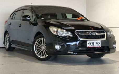 2012 SUBARU Impreza SPORTS 2.0 I EYESIGHT 4WD Test Drive Form