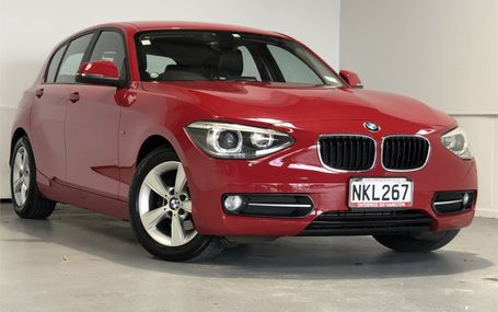 2012 BMW 116i SPORTS MULTI AIRBAGS Test Drive Form