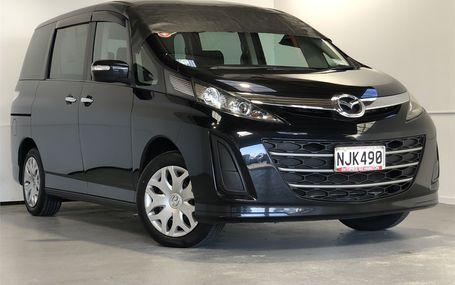 2014 Mazda Biante